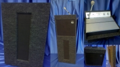 Where to rent DELUXE LECTERN BASE- STAND in Omaha NE