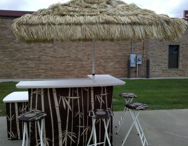 Where to find BAR, PORTABLE TIKI  7 Pc in Omaha