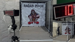 Rental store for RADAR PITCH GAME in Omaha NE