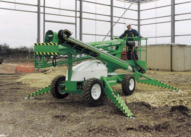 Where to find SELF PROPELLED MANLIFT, 50 Ft in Omaha