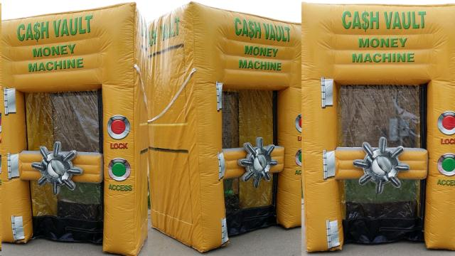 Where to find INFLATABLE CASH VAULT in Omaha