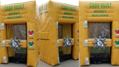 Where to rent INFLATABLE CASH VAULT  New in Omaha NE