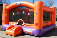 Rental store for SPACEBOUNCE 15X15  StarBlast in Omaha NE