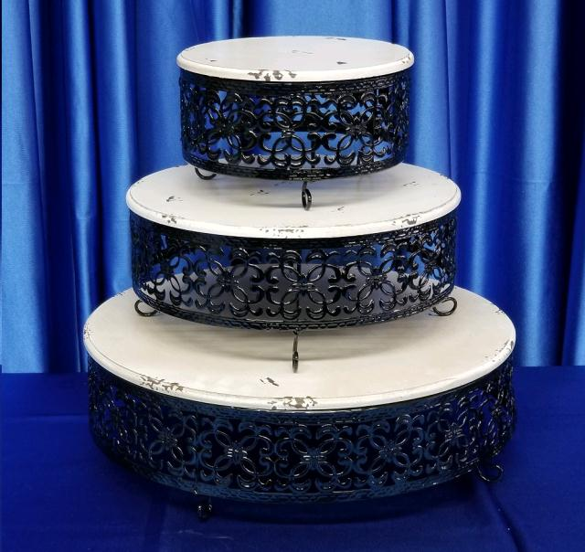 Vintage 8 Inch Cake Stand Rentals Omaha Ne Where To Rent