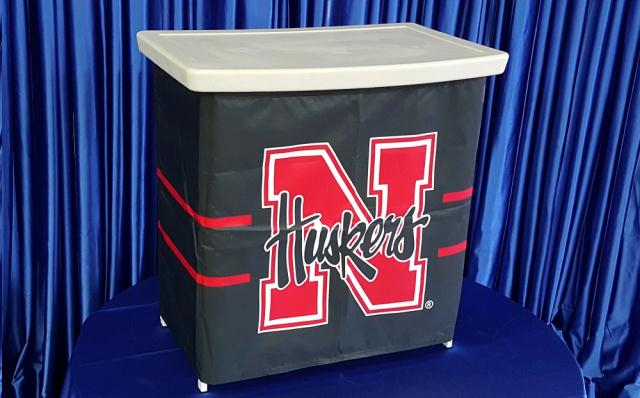 Where to find SIDE TABLE, HUSKER in Omaha