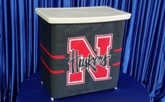 Where to rent HUSKER SIDE TABLE in Omaha NE