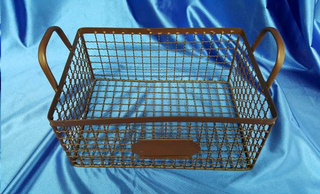 Where to find BROWN METAL BASKET in Omaha