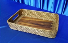 Where to rent BASKET, WOOD WOVEN - Md in Omaha NE