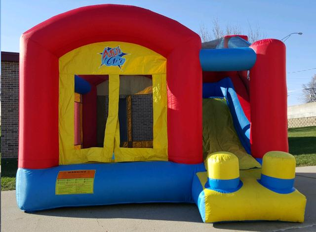 Where to find SPACEBOUNCE 11X13  Action Air in Omaha