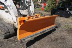 Rental store for SNOW PLOW ATTACHMENT, FOR SKID-STEER in Omaha NE