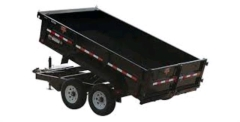 Rental store for DUMP TRAILER, DBL AXLE 14 X79   Surge in Omaha NE