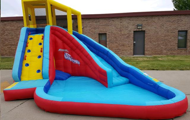 Where to find WATER SLIDE, SIDEWINDER in Omaha