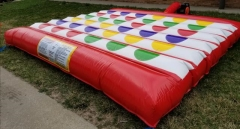 Where to rent TANGLED UP INFLATABLE in Omaha NE