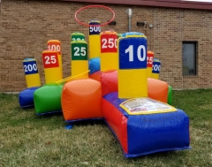 Where to rent HULA HOOP TOSS INFLATABLE in Omaha NE