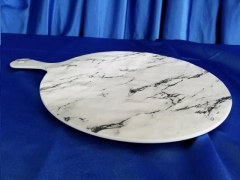 Rental store for FAUX MARBLE CUTTING BOARD 12.5  Rd in Omaha NE