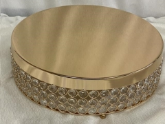 Rental store for CAKE STAND, Gold Sparkle 13.5  Rd in Omaha NE