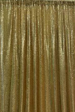 Rental store for DRAPE, GOLD SEQUIN 8 Ft in Omaha NE