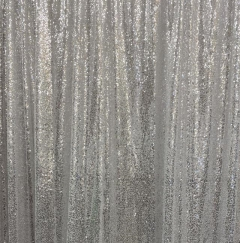 Rental store for DRAPE, SILVER SEQUIN 8 Ft in Omaha NE