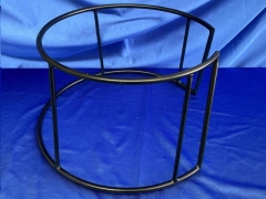 Rental store for CIRCULAR BUFFET STAND, Black in Omaha NE