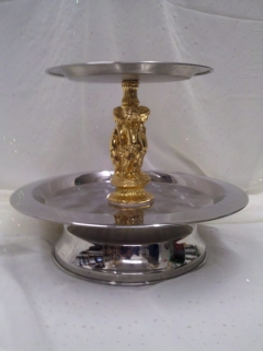 Rental store for TRAY, STATUE SILV GOLD 15 in Omaha NE