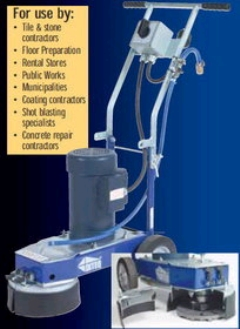 Where to rent CONCRETE GRINDER-8  DIAMOND FLOOR in Omaha NE