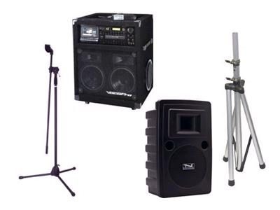 Rent Sound Systems